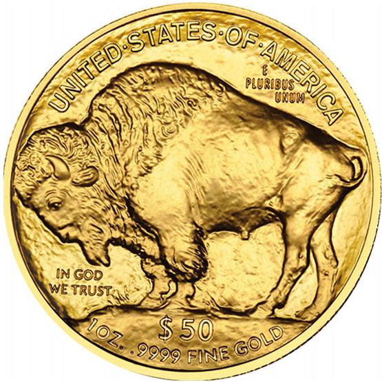 Buffalo Gold 1 Oz